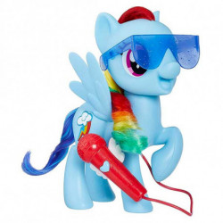 Hasbro My Little Pony Hora de Ser Genial Rainbow Dash