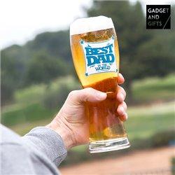 Copo de Cerveja Best Dad Gadget and Gifts