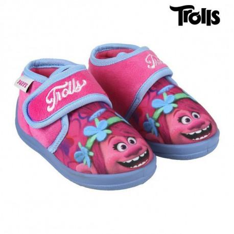 Zapatillas de Estar por Casa Trolls 73314 Fucsia 27