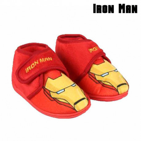 House Slippers Ironman 73323 Red 25