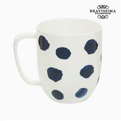 Cup Porzellan Maus Blue - Kitchen's Deco Kollektion by Bravissima Kitchen