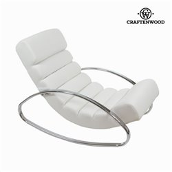 Cadeira de baloiço Craftenwood (62 x 110 x 81 cm)