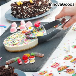 InnovaGoods Cake Cutter and Server