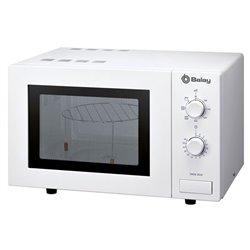 Micro-ondes avec Gril Balay 3WGB2018 17 L 800W Blanc