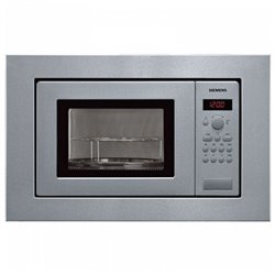 Built-in microwave Siemens AG HF15G561 18 L 800W Stainless steel