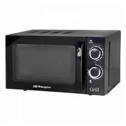 Microwave with Grill Obergozo MIG2031 20 L 700W Black