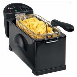Deep-fat Fryer COMELEC FR3072 3 L 2000W Black