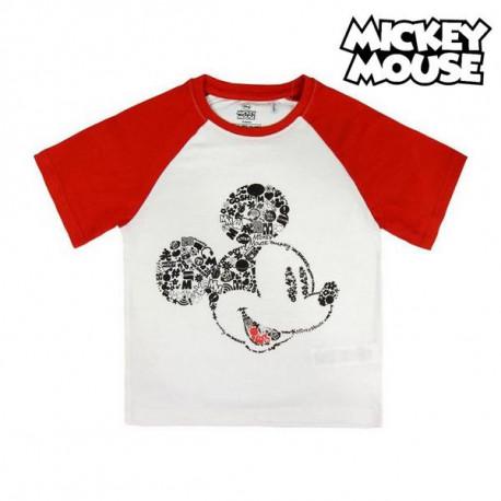 Mickey Mouse Maglia a Maniche Corte per Bambini 73484 3 anni