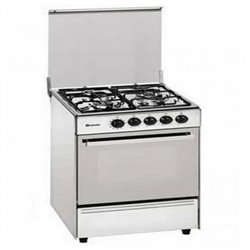 Butane Gas Cooker Meireles 60 cm 54 L White (4 Stoves)