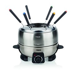 Princess 172700 Fondue Stainless Steel Deluxe