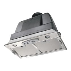 Mepamsa Cappa Classica SMART PLUS H 70 70 cm 580 m3/h 69 dB 205W Acciaio inossidabile