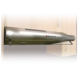 Nodor Cappa Classica 60I 1809 60 cm 180 m3/h 45 dB 125W Acciaio inossidabile