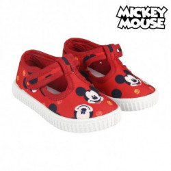 Mickey Mouse Chaussures casual enfant 73546 Rouge 24