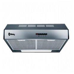 Hotte standard Balay 3BH262MX 60 cm 230 m3/h 71 dB 129W Acier inoxydable