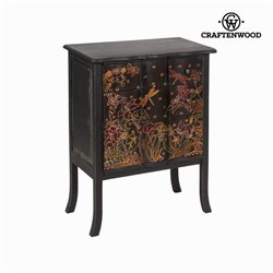 Chest of drawers Mindi wood (82 x 60 x 34 cm) - Paradise Collection by Craftenwood