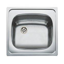 Lavello a Una Vasca Teka 3001 E/50 1C Acciaio inossidabile