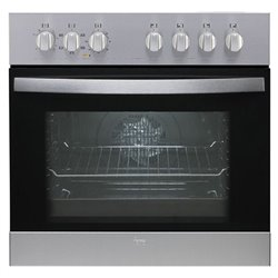 Multipurpose Oven Teka HE615ME 57 L 2623W Black Stainless steel