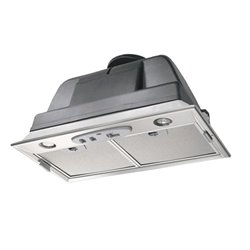 Hotte standard Mepamsa SMART 70 INOX 70 cm 270 m3/h 63 dB 125W Acier inoxydable