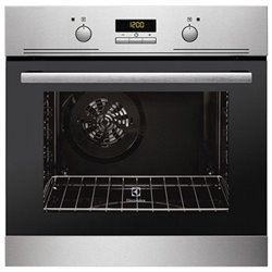 Multipurpose Oven Electrolux EZB3430AOX 60 L 2500W Stainless steel Black