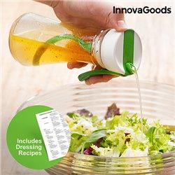 Émulsionneur de Sauces avec Livre de Recettes InnovaGoods
