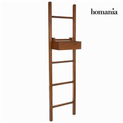 Towel rack with shelf - Franklin Collection by Homania