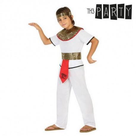 Costume per Bambini Egiziano (5 Pcs) 10-12 Anni