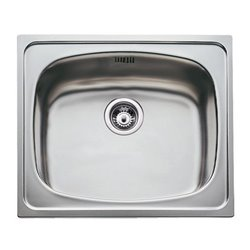 Lavello a Una Vasca Teka Acciaio inossidabile