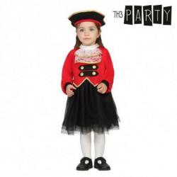 Disfraz para Bebés Pirata (3 Pcs) 0-6 Meses