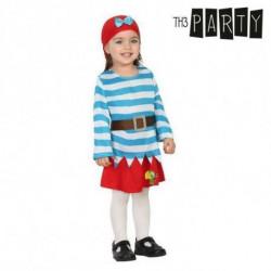 Disfraz para Bebés Pirata (3 Pcs) 6-12 Meses
