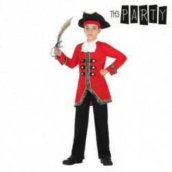 Costume per Bambini Pirata (4 Pcs) 10-12 Anni