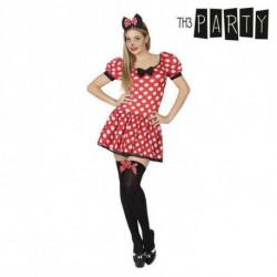Costume per Adulti Topina (2 Pcs) M/L