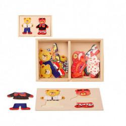 Puzzle Infantil Bears