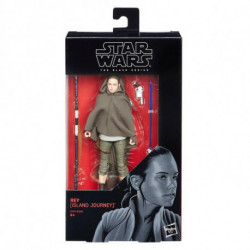 Hasbro Star Wars E8 Rey Island Journey