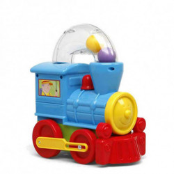 Little Train With Balls