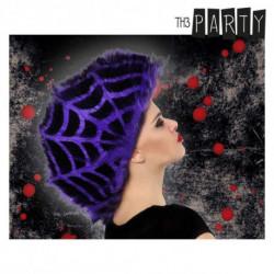 Halloween Cobweb Wig Polyester