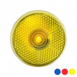 Clip LED Riflettente 143025 Giallo