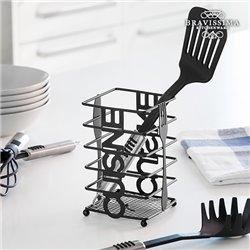Portacubiertos de Metal Cuisine Bravissima Kitchen