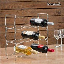 Botellero Apilable Homania (12 Botellas)