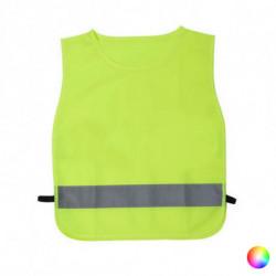 Colete Infantil Refletor de Segurança 143264 Amarelo