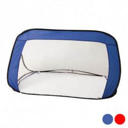 Cage de Foot Pliable Nylon 143115 Bleu