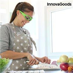 InnovaGoods Gafas Protectoras para Cortar Cebolla