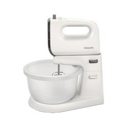 Philips Viva Collection HR3745/00 mixer Stand mixer Grey,White 450 W