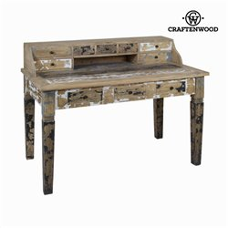 Desk Mindi wood (135 x 75 x 100 cm) - Poetic Collection by Craftenwood
