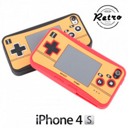 Funda iPhone 4/4S Videojuego Retro