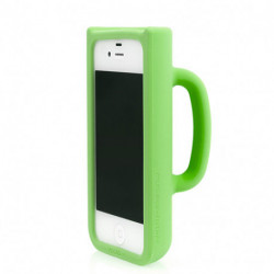 Coque iPhone 4/4S Tasse Jaune