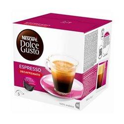 Capsules de café Nescafé Dolce Gusto 60658 Espresso Decaffeinato (16 uds)