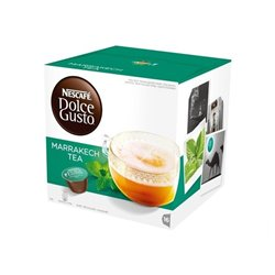 Coffee Capsules Nescafé Dolce Gusto 55290 Marrakesh Style Tea (16 uds)