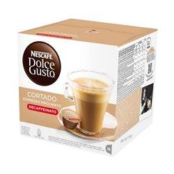 Capsules de café Nescafé Dolce Gusto 94314 Espresso Macchiato Decaffeinato (16 uds)