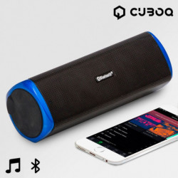Enceinte Bluetooth CuboQ Power Bank