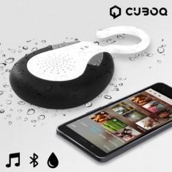 Haut-parleur Bluetooth Waterproof CuboQ Shower